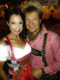 Nik Herb mit Anita Hofmann